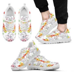 Funny power elephant shoes SKY 382652