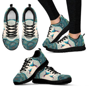 Hummingbird Indian Tribal Shoes SKY 377675
