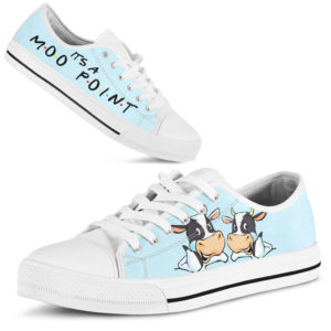 COW - IT'S A MOO POINT LOW TOP 375172
