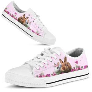 Bunny Rabbits Floral decoration low top - LQT 374272