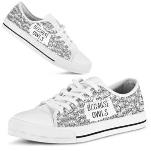 Because Owls Low top 368196