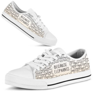 Because Elephants Low top 367926