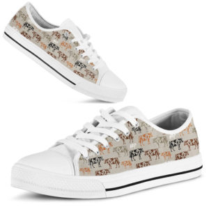 Cow Pattern sk low top 363201