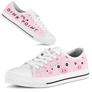 PIG - IT'S A OINK POINT LOW TOP 362841