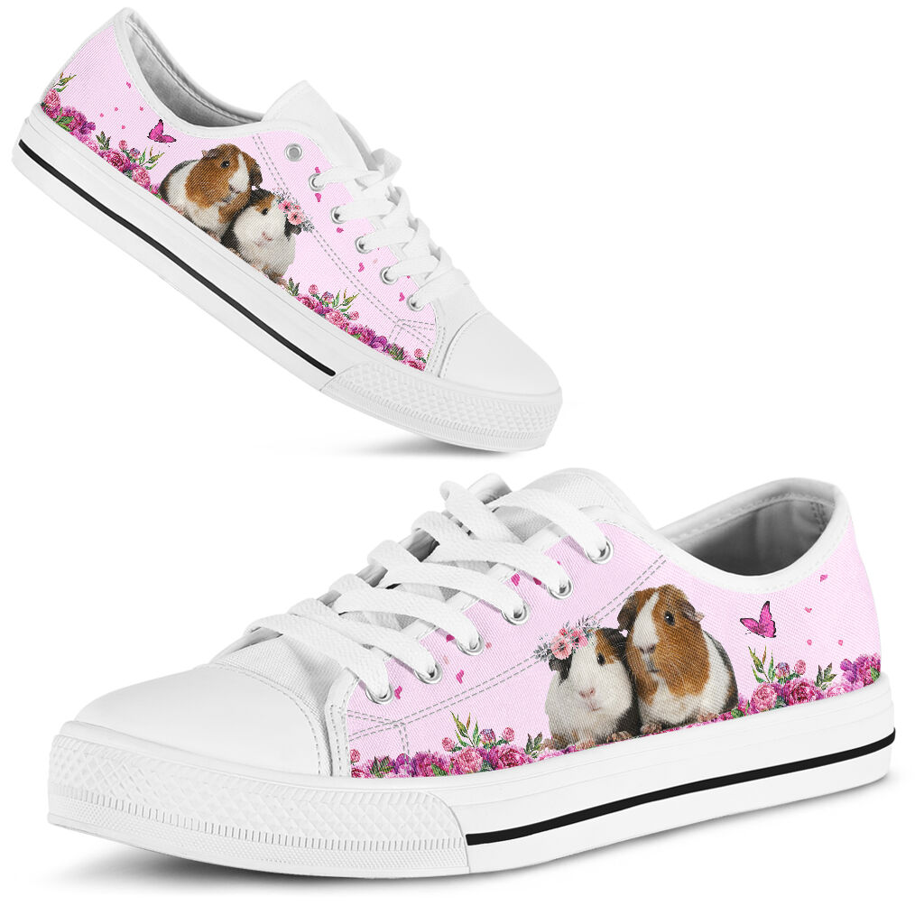 Guinea pig Floral decoration low top - LQT 362616