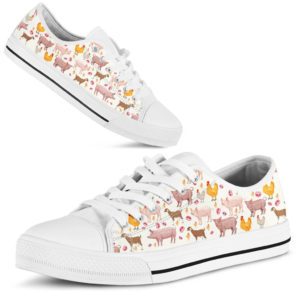 chicken pig goat collection low top LQT 361131