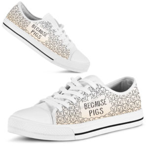 Because Pigs Low top 358926