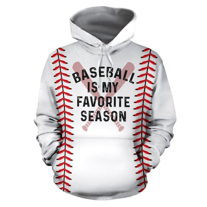 baseball is my favorite season hoodies TTA 356227