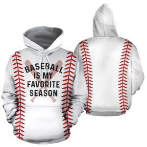baseball is my favorite season hoodies TTA 356225