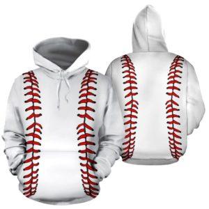 Baseball Basic Hoodie 356095