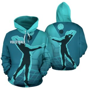 volleyball place full hoodie 356069