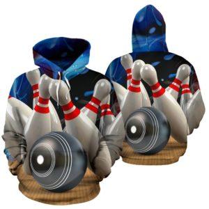 Bowling lunisolar Hoodie 356043
