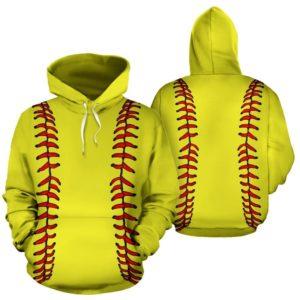 Softball Basic Hoodie 355159
