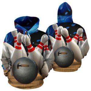 Bowling lunisolar Hoodie 352811