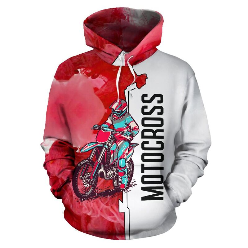 MOTOCROSS SMOKE HOODIE 348912