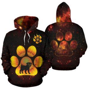 Pug - Art sunflower Full Hoodie SKY@ animallovepro dfgfr@hoodies 342961