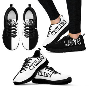 Love Cycling@ silveryprint tr03sho1cyl5021@sneakers 336904