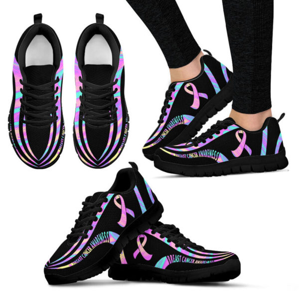 Breast cancer awareness sneakers@ silveryprint 02062020006cle1ch02ph01tr01sho1brc5873@sneakers 334823