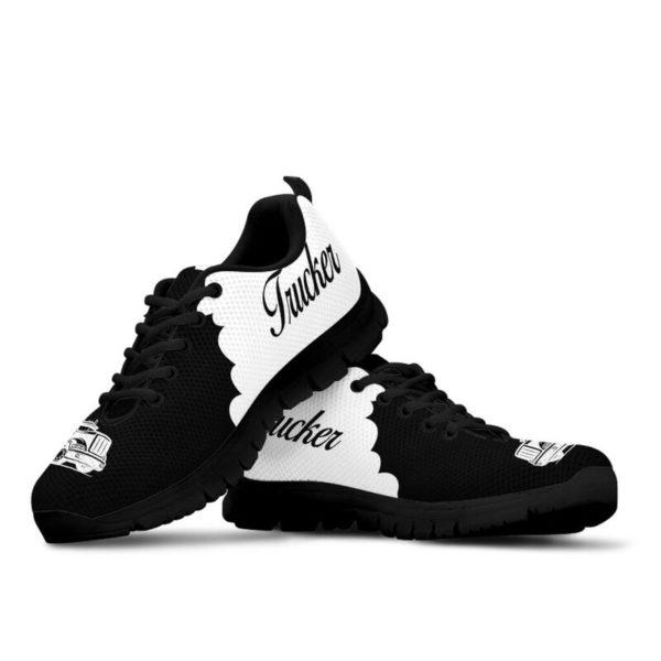 Trucker@ silveryprint th01sho1trk5016@sneakers 332059