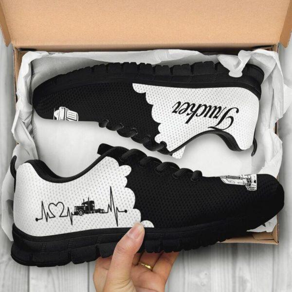 Trucker@ silveryprint th01sho1trk5016@sneakers 332058