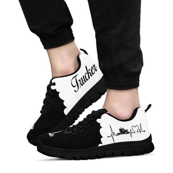 Trucker@ silveryprint th01sho1trk5016@sneakers 332056