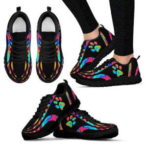 Colorful paw sneakers@ silveryprint 25042020030cle1ch02hg01tr01sho1cat5172@sneakers 328025