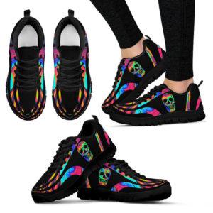 Skull sneakers@ silveryprint tr01sho1skl5090@sneakers 325563