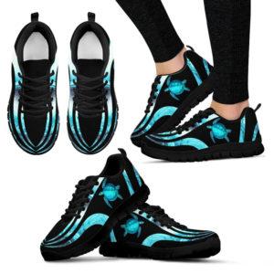 Blue turtle@ silveryprint th01sho1ttl5224@sneakers 325437