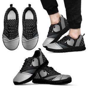 Heart yarn@ silveryprint th01sho1knt5071@sneakers 324869