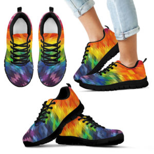 Rainbow sneaker@ silveryprint 10062020041cle1ti02me01th01sho1lgt5262@sneakers 320202
