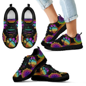 Colorful mandala sneakers@ silveryprint 30052020043cle1ch02ng01tr01sho1cat5195@sneakers 317999