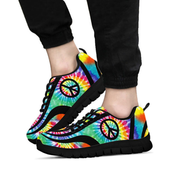 Tie dye shoes@ silveryprint 29052020061cle1ch02ng01my01sho1hip5538@sneakers 317686