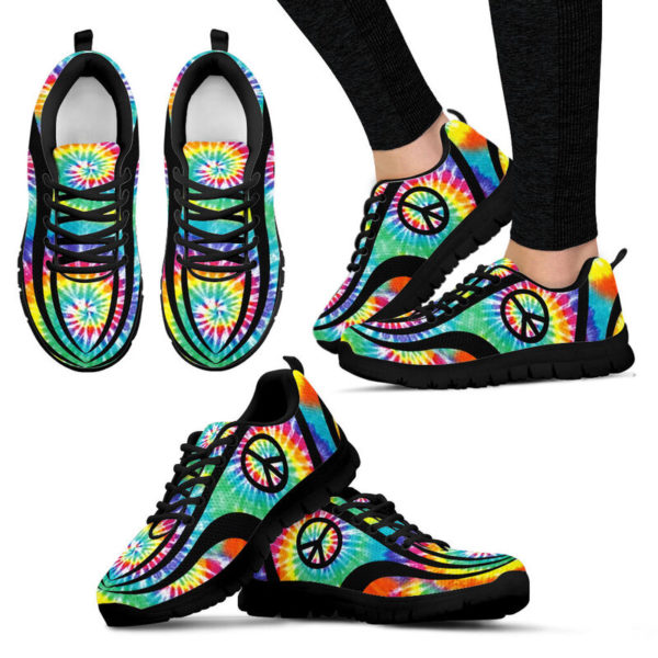 Tie dye shoes@ silveryprint 29052020061cle1ch02ng01my01sho1hip5538@sneakers 317685