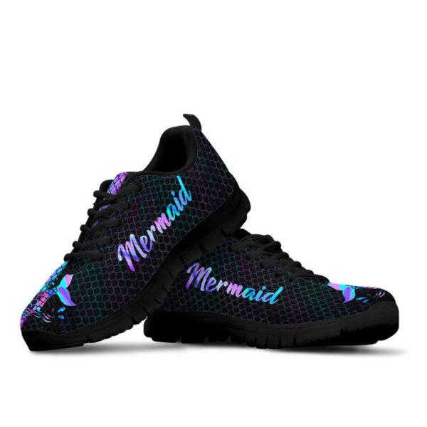 Mermaid@ silveryprint 05062020057cle1th06ng01tr01sho1mrd5120@sneakers 315427