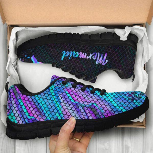Mermaid@ silveryprint 05062020057cle1th06ng01tr01sho1mrd5120@sneakers 315426