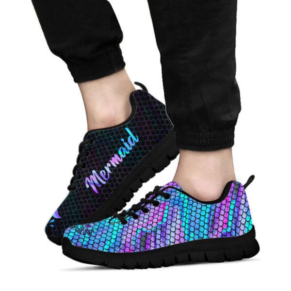 Mermaid@ silveryprint 05062020057cle1th06ng01tr01sho1mrd5120@sneakers 315424