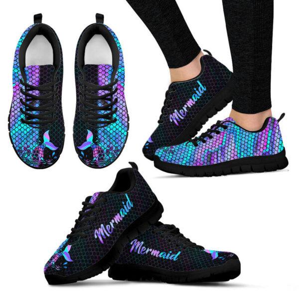 Mermaid@ silveryprint 05062020057cle1th06ng01tr01sho1mrd5120@sneakers 315423