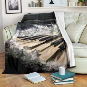 piano vague blanket LQT@_springlifepro_paiuqy3847@premium-blanket Piano Vague Blanket Lqt Fleece Blanket, Personalized Gifts, Custom Blanket 603989