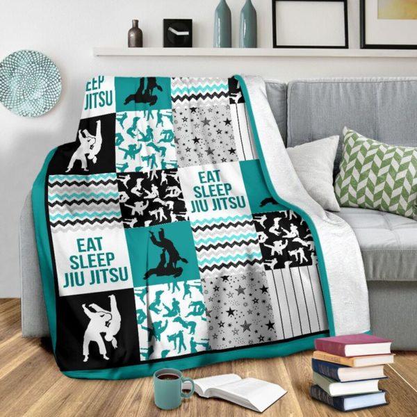 jiu jitsu shape pattern blanket LQT@_summerlifepro_jifi99i3003@premium-blanket Jiu Jitsu Shape Pattern Blanket Lqt Fleece Blanket, Personalized Gifts, Custom Blanket 593709