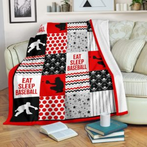 baseball shape pattern blanket LQT catcher boy red@_summerlifepro_basebacv@premium-blanket Baseball Shape Pattern Blanket Lqt Catcher Boy Red Fleece Blanket, Personalized Gifts, Custom Blanket 593187
