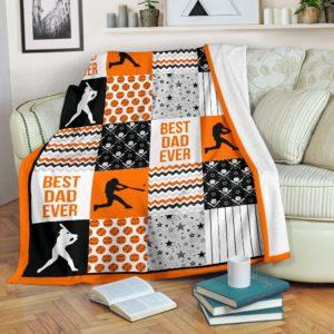 baseball shape pattern blanket LQT best dad ever@_summerlifepro_basri39894@premium-blanket Baseball Shape Pattern Blanket Lqt Best Dad Ever Fleece Blanket, Personalized Gifts, Custom Blanket 592550