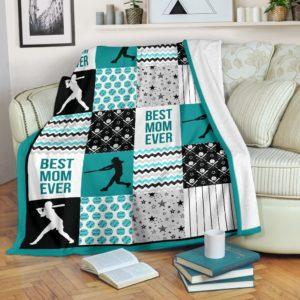 baseball shape pattern blanket LQT best mom ever@_summerlifepro_batyu38u@premium-blanket Baseball Shape Pattern Blanket Lqt Best Mom Ever Fleece Blanket, Personalized Gifts, Custom Blanket 590012