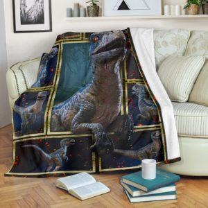 DINOSAUR 3D BLANKET@_merchnera_dinosaur_blanket@premium-blanket Dinosaur 3D Blanket Fleece Blanket, Personalized Gifts, Custom Blanket 586749