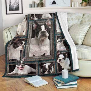 Blanket - Dogs - 3D French bulldog@_weecreate4u_frb3b@premium-blanket Blanket - Dogs - 3D French Bulldog Fleece Blanket, Personalized Gifts, Custom Blanket 584020