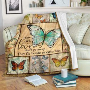 Family - Butterfly blanket@_weecreate4u_butvin@premium-blanket Family - Butterfly Blanket Fleece Blanket, Personalized Gifts, Custom Blanket 583358