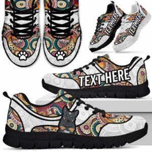 SS-U-Dog-MandalaNa02-Heeler-35@undefined-Colorful Mandala Heeler Dog Lovers Sneakers Gym Running Shoes Gift Women Men. Dog Mom Dog Dad Custom Shoes. Australian Cattle