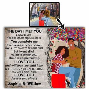 CAVA-U-Fami-YouCompMe-F9-0 @ Family You Complete Me-Personalized Couple Portrait Without Faces. Custom Digital Faceless Family Portrait. Husband And Wife Anniversary Gift. Art Print Canvas.