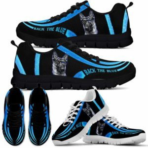 SS-U-Job-Vy1BackTheBlueBelg-Plof-0 @ Police Back The Blue Belgian Malinois-Police Sneakers Gym Running Shoes, Gift For Women And Men. Back The Blue Belgian Malinois Custom Personalized Shoes.