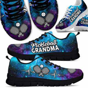 SS-U-Hobb-Vy1GlxyTxtPadd-Pklb-2 @ Pickleball Grandma-Pickleball Grandma Galaxy Sneakers Shoes