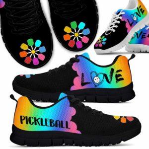 SS-U-Hobb-Vy1RainPaddPick-Pklb-1 @ Rainbow Paddle Pickleball-Rainbow Paddle Pickleball Sneakers Shoes